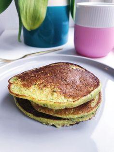 Søde squashpandekager du kan spise hver dag (glutenfri) - Sydhavnsmor