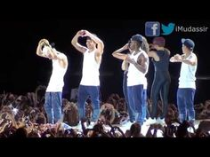 Justin Bieber Performs Boyfriend in Dubai!