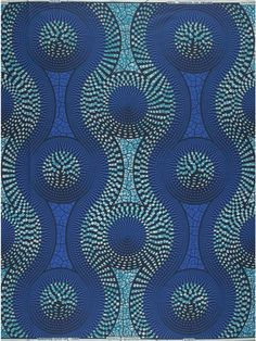 New print (2014) designed by British menswear designer Ozwald Boateng in collaboration with Vlisco. via Akatasia More