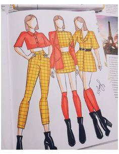 Dress Design Drawing, Dress Design Sketches, Fashion Design Sketchbook, Fashion Design Portfolio, Fashion Design Drawings, Fashion Drawing Tutorial, Fashion Figure Drawing, Fashion Drawing Dresses, Fashion Illustration Dresses