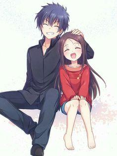 Who is your big anime brother - Quiz - Anime / Manga pictures - . - Who is your big anime brother – Quiz – Anime / Manga pictures – - Charlotte Anime, Anime Siblings, Cute Anime Couples, Manga Anime, Anime Guys, Chibi, Anime Cosplay, Brother And Sister Anime, Brother Brother