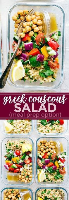 Trying to eat healthy, but don't know what to make this week for lunch or dinner? Plus you're just sick of chicken? Well, this collection of healthy meal prep recipes will solve all of your healthy eating problems! No chicken and you'll get all your healt