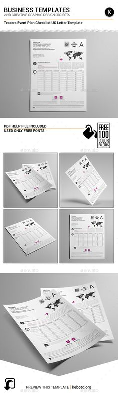 15918 best Templates images on Pinterest Font logo, Print - Event Plan Template