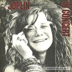 Album Cover - Joplin, Janis - Joplin In Concert