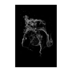 Star Wars Smoke // Darth Vader