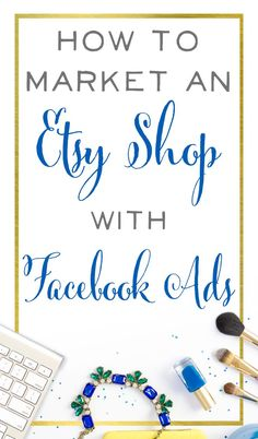It's not as hard to grow an Etsy shop as you might think! Melissa grew her sales by 63% using Facebook Ads and that was during a slow month! Your small business needs Facebook marketing too! Learn how to use social media market to grow an Etsy shop!