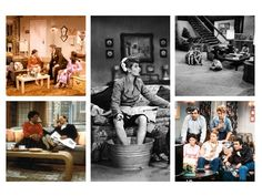 We asked five online interior design services to update the retro living spaces made famous by Mary Richards, the Ricardos, the Bradys, the Cunninghams, and the Jeffersons for the 21st century.
