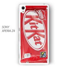 KITKAT Chocolate awesome AR for Sony Xperia Z1/Z2/Z3 phonecase