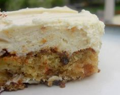 The simplest of cakes with the most ginormously delicious taste.