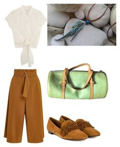 """""""Untitled #7"""" by katerina-strouggari on Polyvore featuring A.L.C., Aquazzura and Louis Vuitton"""