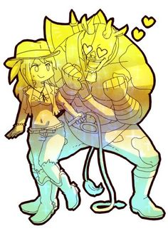 Lucy Heartfillia and Taurus