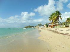 Combate Beach, Boqueron, Puerto Rico