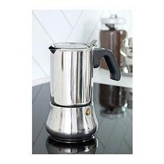 RÅDIG Espresso pot for 6 cups - IKEA$19.99