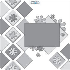 Simply Pretty with Scrapbook Borders Templates Scrapbook Borders Templates Weekly Sketch Round Up Oct 29 Nov 2 Scrapbooking Sketches Scrapbooking Stickers, Paper Bag Scrapbook, Album Scrapbook, Scrapbook Borders, Scrapbook Layout Sketches, Birthday Scrapbook, Scrapbook Templates, Scrapbook Designs, Scrapbook Journal