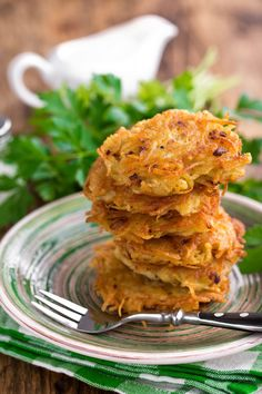 Buy Fried potato pancakes by sea_wave on PhotoDune. Potato Pancakes, Fried Potatoes, Dinner Dishes, Fritters, Lunch Recipes, Macaroni And Cheese, Tasty, Nutrition, Snacks