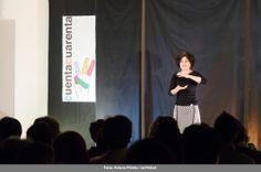 Ciclo 2014 - Programación Oficial en el Colegio de Arquitectos - 5 de abril - Magda Labarga y Cristina Verbena Fotografía: Arturo Prieto / artYshot