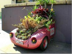 Share Our Garden!: Guerilla Gardening