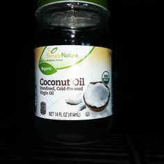 Picked up some oil for my coffee at Aldi... # coconut # coconut oil #mct #keto # coffee #paleo by oneeveil