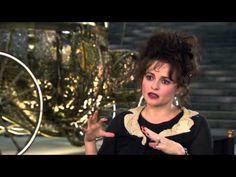 Helena Bonham Carter Cinderella Interview - YouTube