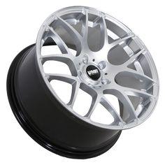 VMR V710 18x8.5 ET45 Hyper Silver Custom Wheel