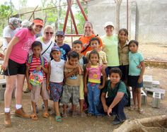 Kate Gasparro spent a week in Nicaragua volunteering with Engineers Without Borders.