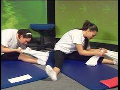 Izomnyújtó gyakorlatok - Szabó Klára - YouTube Fitt, Health Fitness, Gym, Youtube, Sports, Yoga Workouts, Diet Plans, Hs Sports, Excercise