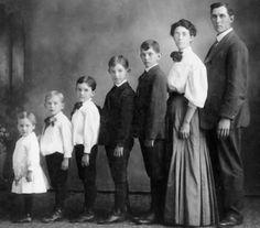 Family Portrait c.1909