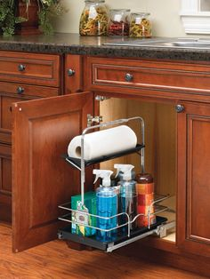 RevAShelf Innovative Kitchen Organizing & Home Storage Solutions | Kitchen Designs . com - The Blog of Kitchen Designs by Ken Kelly Long Island Kitchen and Bath Design Showroom