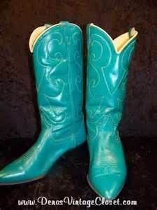 Image Search Results for teal cowboy boots