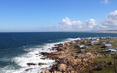 Cabo Polônio, no Uruguai, é um vilarejo isolado do mundo