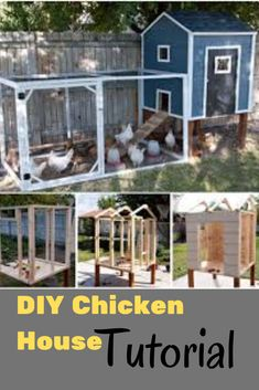Retired Master Craftsman Finally Reveals His Secret Archive DIY Chicken House Tutorial Woodworking Items That Sell, Woodworking Guide, Woodworking Projects Plans, Diy Chicken Coop Plans, Bird House Plans, Wood Home Decor, Chickens Backyard, Diy Wood Projects, Ducks