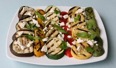 These #Chargrilled FL Veggies will steal the show at your next #Tailgate! Quick & Fresh!