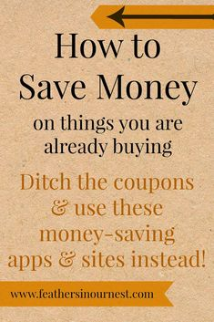 Forget extreme couponing... use these tips and save money on the normal stuff you were buying anyway! Lots of great savings tips here.