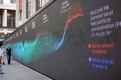 IBM Think Exhbit - Digital Wall
