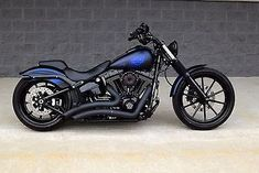 motorcycles-scooters: Harley-Davidson : Softail 2014 fxsb breakout custom cvo killer 12 k in xtra s best on ebay wow #Motorcycles #Scooters - Harley-Davidson : Softail 2014 fxsb breakout custom cvo killer 12 k in xtra s best on ebay wow...