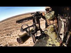 Helicopter Door Gunners Hunt & Shoot - YouTube