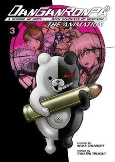Danganronpa: The Animation Volume 3 TPB Review | ComicBuzz