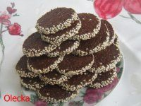 RECEPTY CUKROVÍ Christmas Sweets, Christmas Baking, Christmas Cookies, Muffin, Chocolate, Breakfast, Cake, Desserts, Food