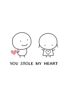 You Stole My Heart, a card by tj Stationery & Gifts — Cardly