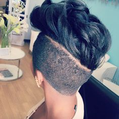 Edgy via @pekelariley - http://community.blackhairinformation.com/hairstyle-gallery/short-haircuts/edgy-via-pekelariley/