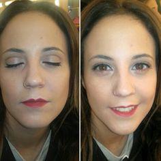 Maquillaje natural gama calida #makeup