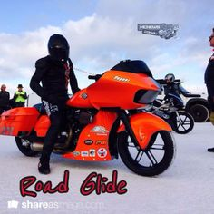 2015 Harley-Davidson FLTRXS Road Glide Special set an Australian land speed record which may also make it, unofficially, the world's fastest bagger under 2000cc*.