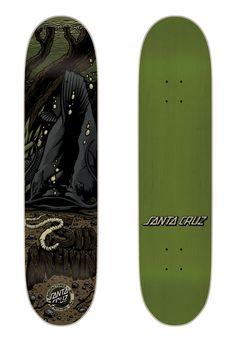 FRESHNGOOD.COM » Santa Cruz Skateboards 'Gone Fishin'' Deck Series