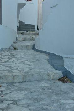 skyros island main town