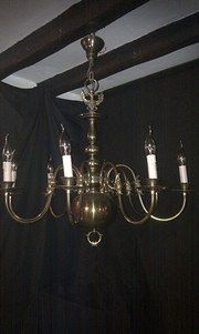 Flemish Chandelier. Very good condition. c1930