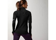 Reebok Women's Reebok CrossFit Cool-Down 1/4 Zip Jackets | Official Reebok Store