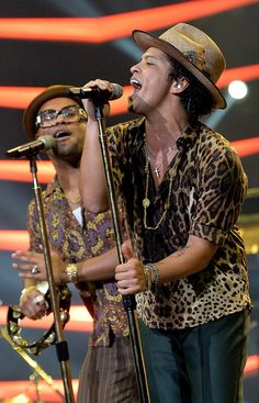 Bruno Mars - Bruno Mars - Moonshine Jungle Tour - Bridgestone Arena - Nashville