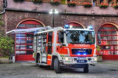 GW-Taucher - Feuerwehr Düsseldorf - Jürgen Truckenmüller