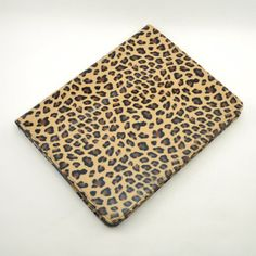 The LeopardCase fits the iPad 2 and the new iPad 3. It comes in two colors: SnowLeopard and Leopard - so Monica!