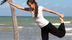 Come restare in forma in vacanza: esercizi in spiaggia (mercoledì-giovedì)